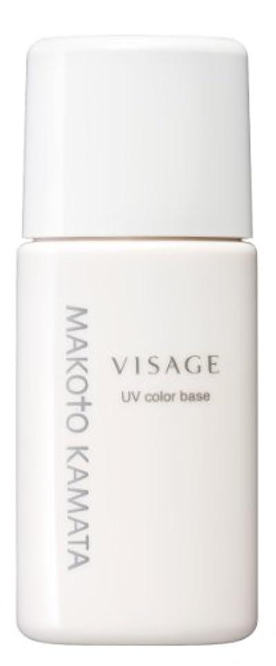 代表する尊厳流体ヴィザージュ UV クリアーミルク50 クリアー SPF50/PA+++
