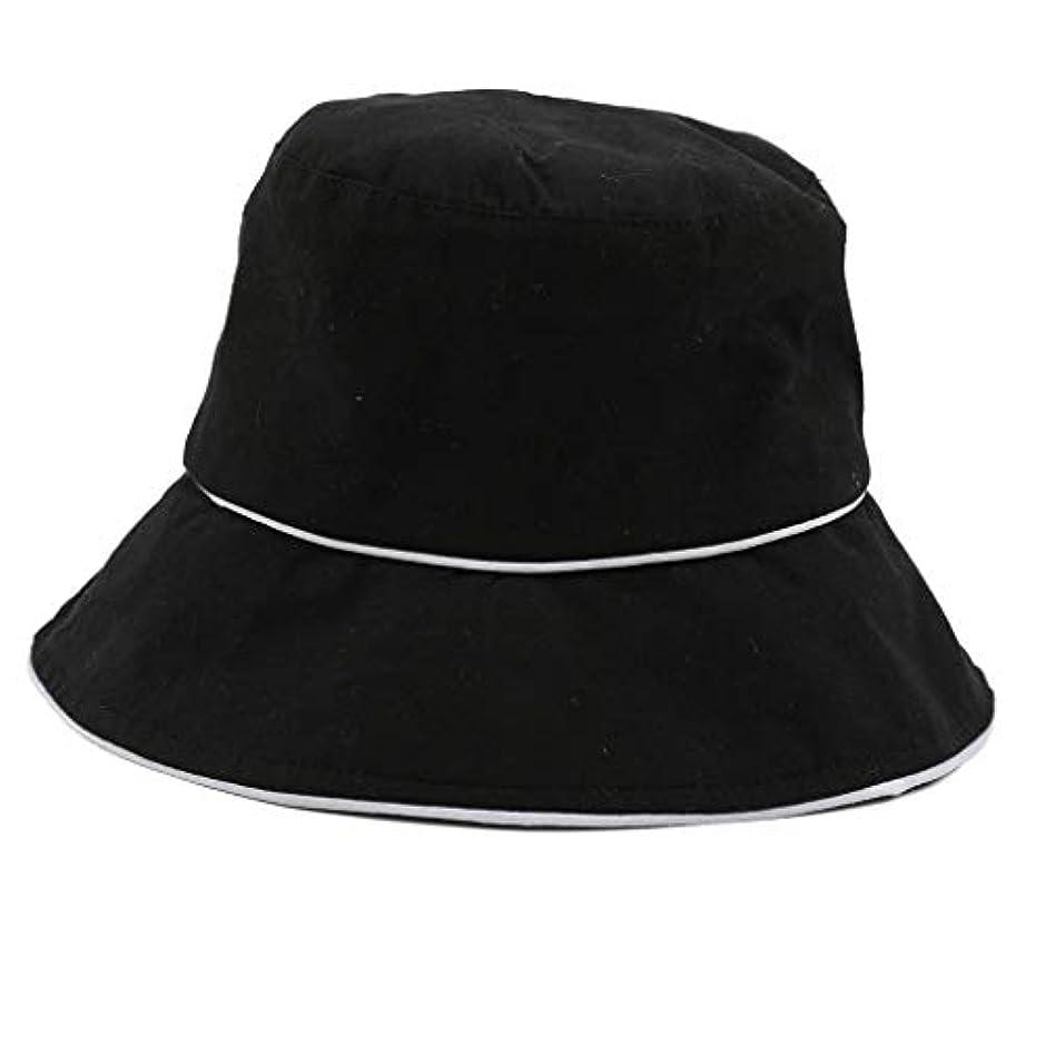 傷つけるフォーラム大きいROSE ROMAN - 帽子 レディース uv 漁師の帽子 99%uvカット 小顔効果抜群 帽子 サイズ調整 テープ キャップ 黒 漁師帽 おしゃれ 可愛い ハット 折りたたみ 紫外線対策 ファッション ワイルド カジュアル...