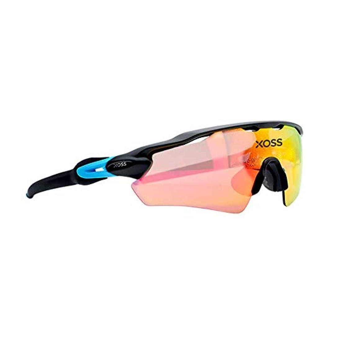 バトル真面目な口実XOSS REVOサングラス スポーツ サイクリング ライディング ランニング 山登り 競輪用 自転車 軽量