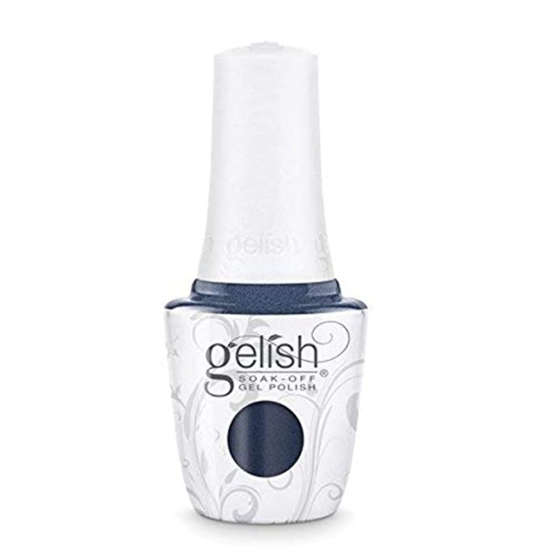 鎮痛剤人里離れたお酢Gelish Soak-Off Gel - African Safari Collection - No Cell? Oh Well! - 15 ml/05 oz