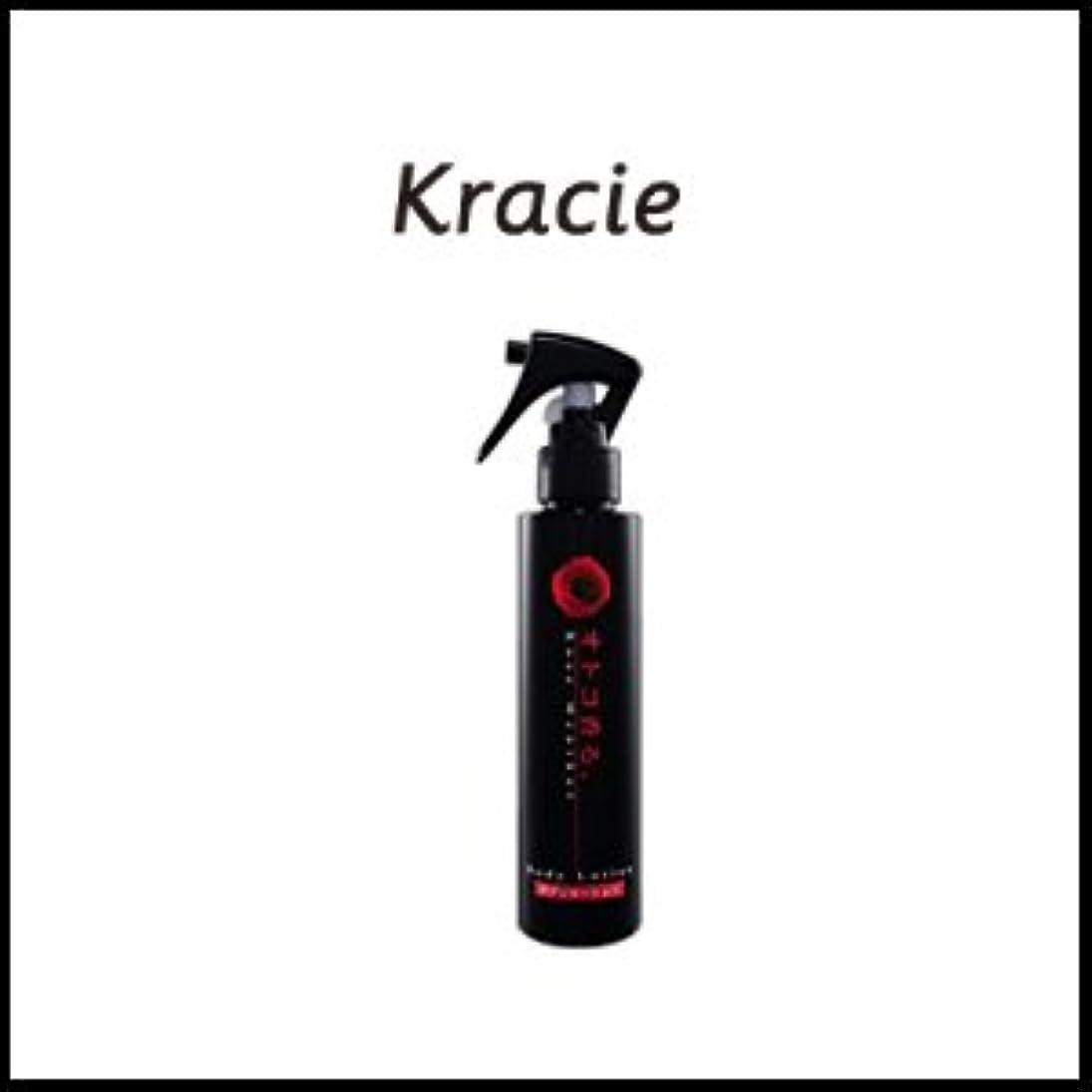 遷移正確さヘア【X4個セット】 クラシエ オトコ香る ボディーローション(レッドローズ) 150ml 容器入り