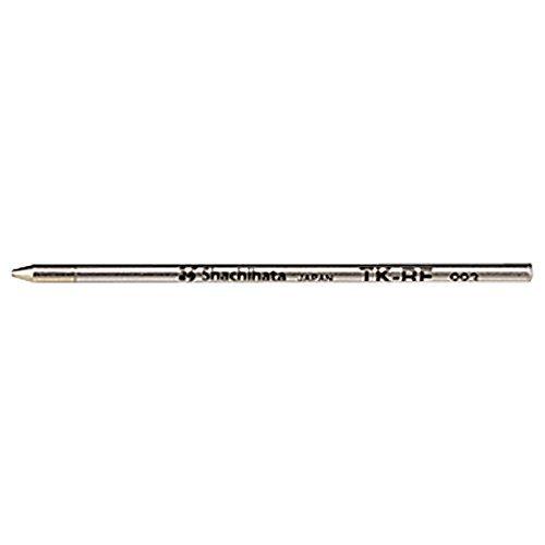 シヤチハタ ネームペン用ボールペン レフィル 黒 TK-RF クロ 00048935 【まとめ買い10本セット】