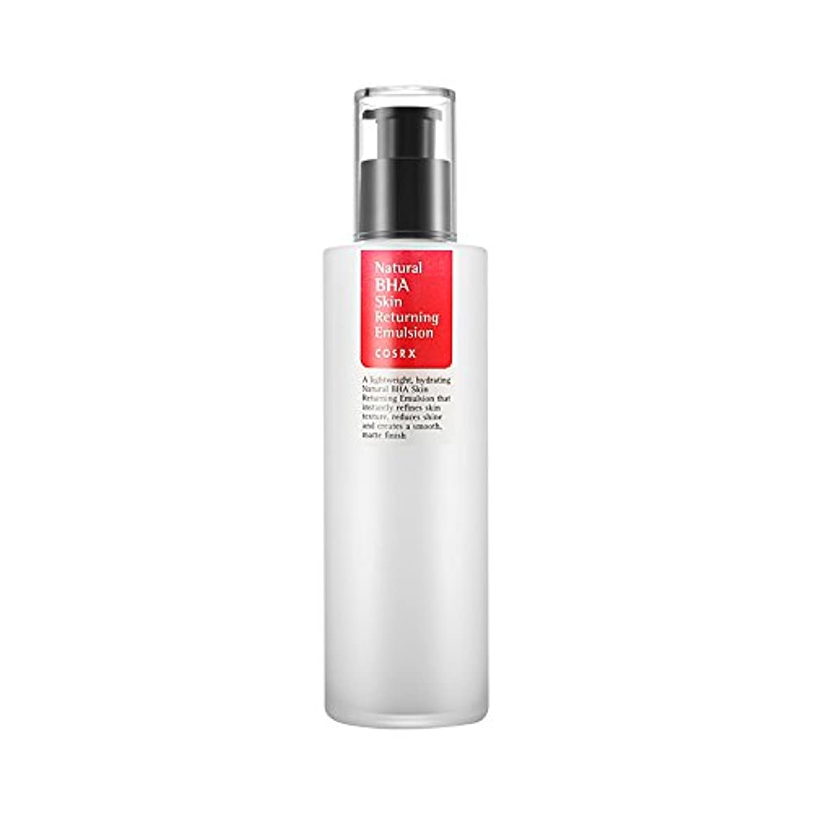 心臓ハブブヘビCOSRX ナチュラル BHA スキンリータニング エマルジョン/Natural BHA Skin Returning Emulsion(100ml) (100ml*6個)