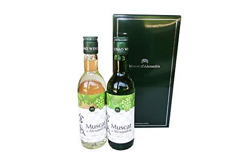 JA岡山西 マスカット・オブ・アレキサンドリア ワイン/セット 720ml×2本