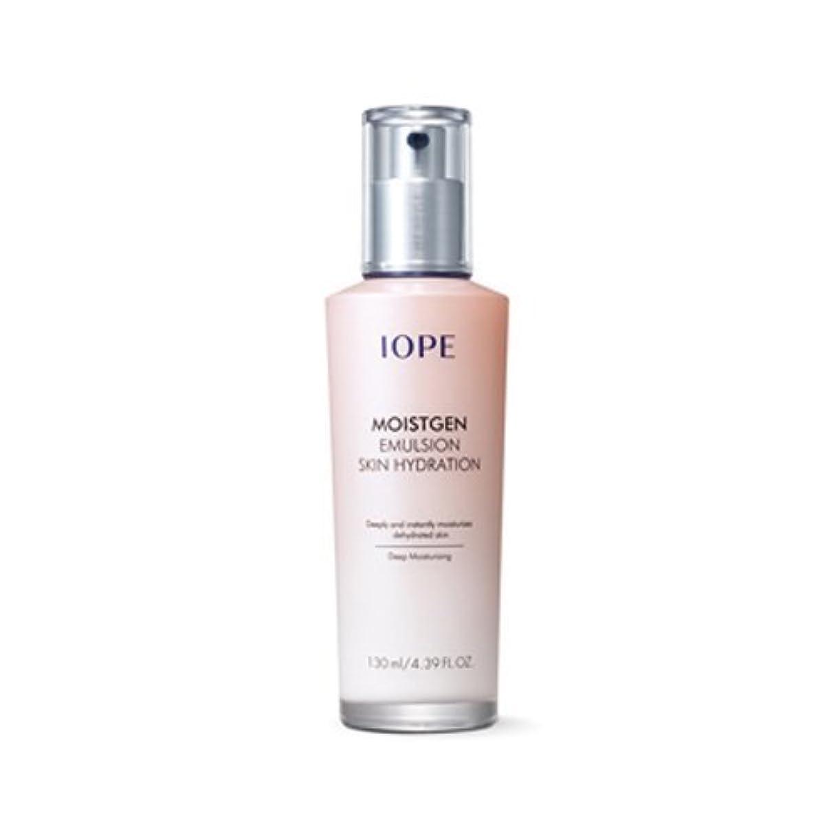 恐怖薄いです戸口IOPE Moistgen Emulsion Skin Hydration_130ml