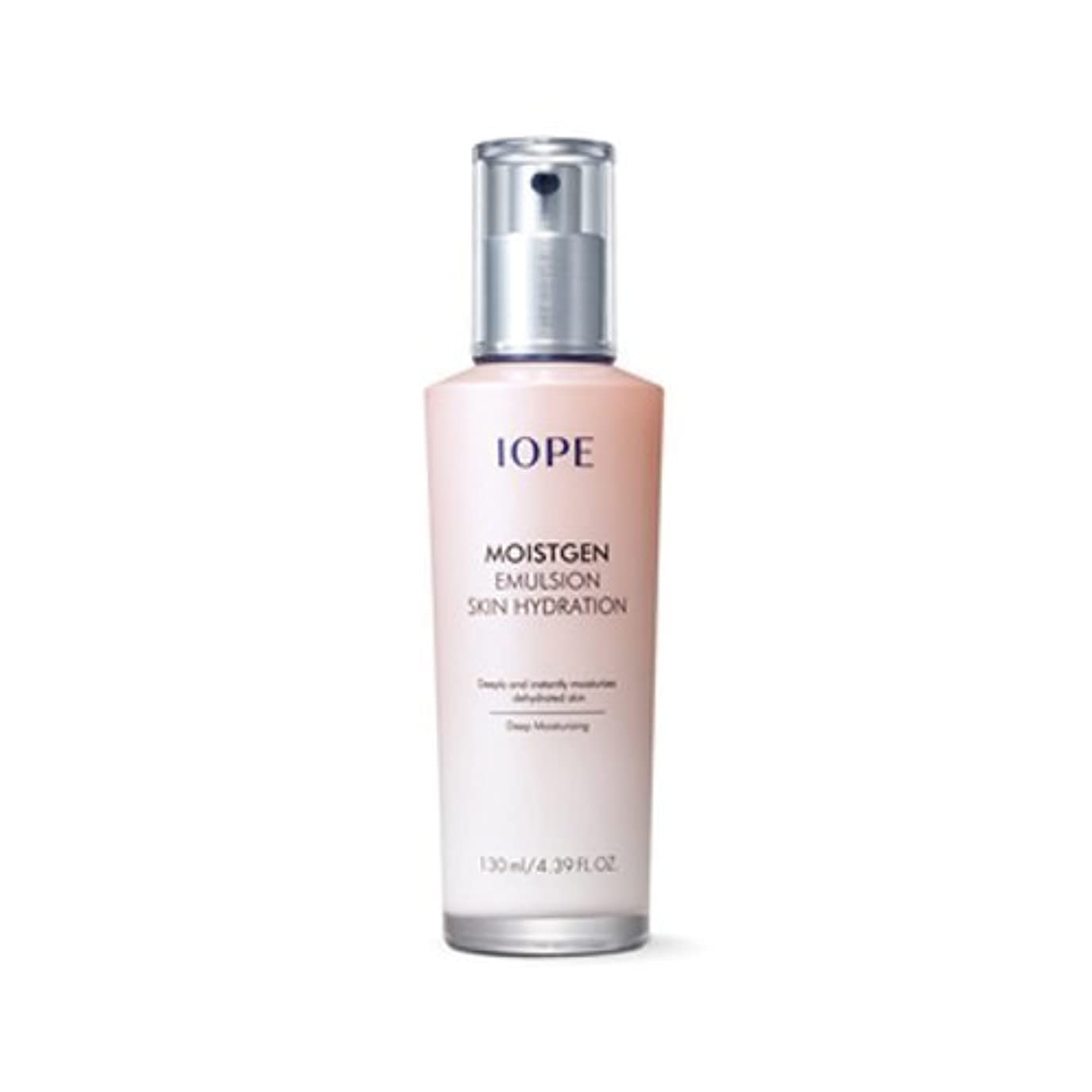バストスティック到着するIOPE Moistgen Emulsion Skin Hydration_130ml