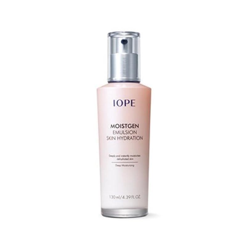 最終的にガウンチョコレートIOPE Moistgen Emulsion Skin Hydration_130ml