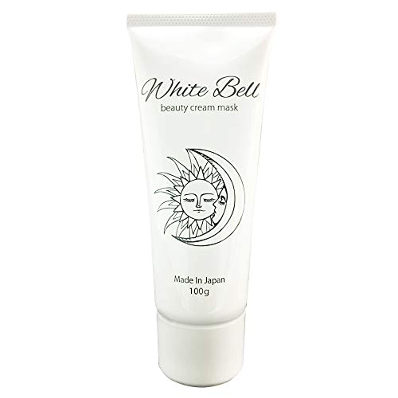 送金設計私たちのWhite Bell (ホワイトベル) フェイスマスク ジェルマスク ホワイトニング 美白