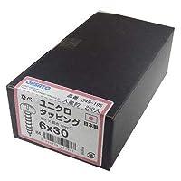 大里:ユニクロ タッピング 鍋 6×30 250個入 549-195
