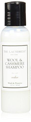THE LAUNDRESS(ザ・ランドレス)  ウールカシミアシャンプー cedarの香り 60ml