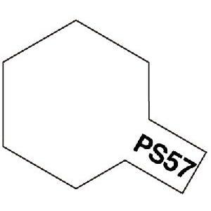 タミヤ ポリカーボネートスプレー No.57 PS-57 パールホワイト 86057