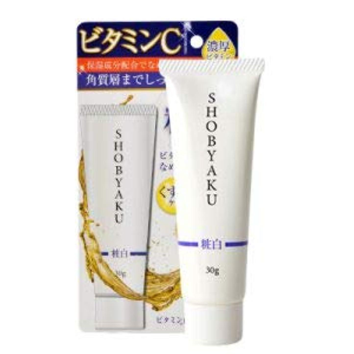 デッキボウリング卒業粧白ビタミン配合クリーム