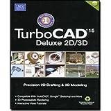 TurboCAD 15 Deluxe 2D/3D (輸入版)