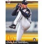 BBM 2004プロ野球トレーディングーカード No566 日本ハム ミラバル