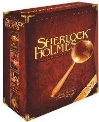 Coffret Sherlock Holmes 4 DVD : L'Indispensable - Le Chien des Baskerville / Le Signe des quatre / Crime en boh?me / Le Vampire de Whitechapel by Matt Frewer