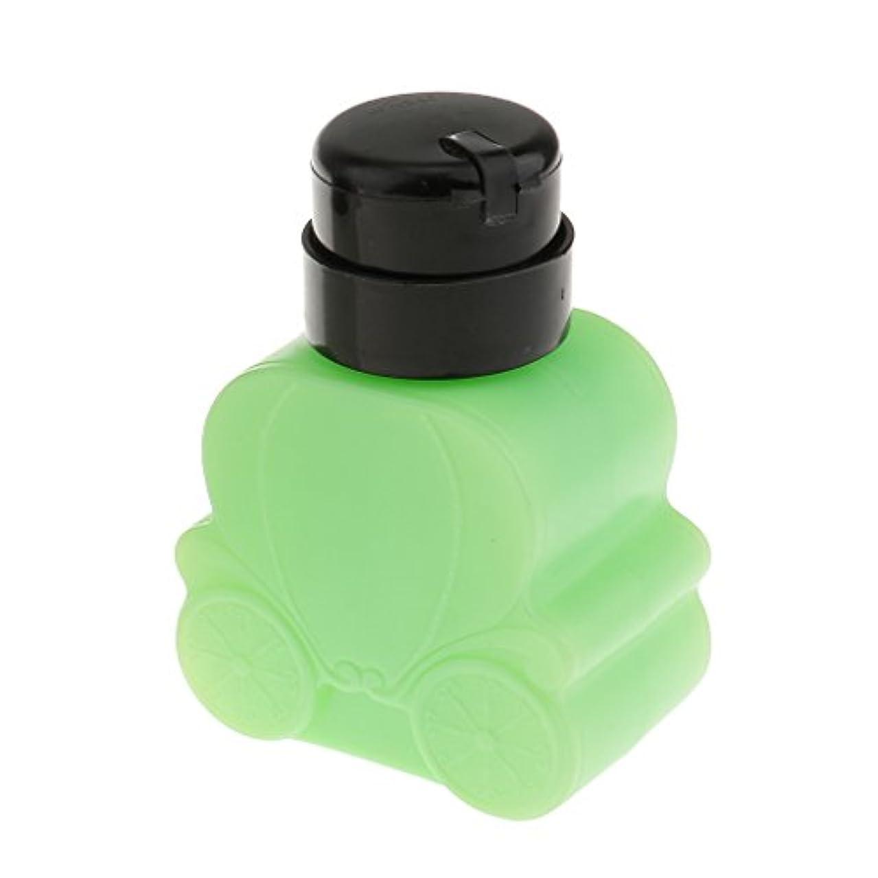 体現する神ミル空のネイルボトル 240ミリリットル プラスチック製