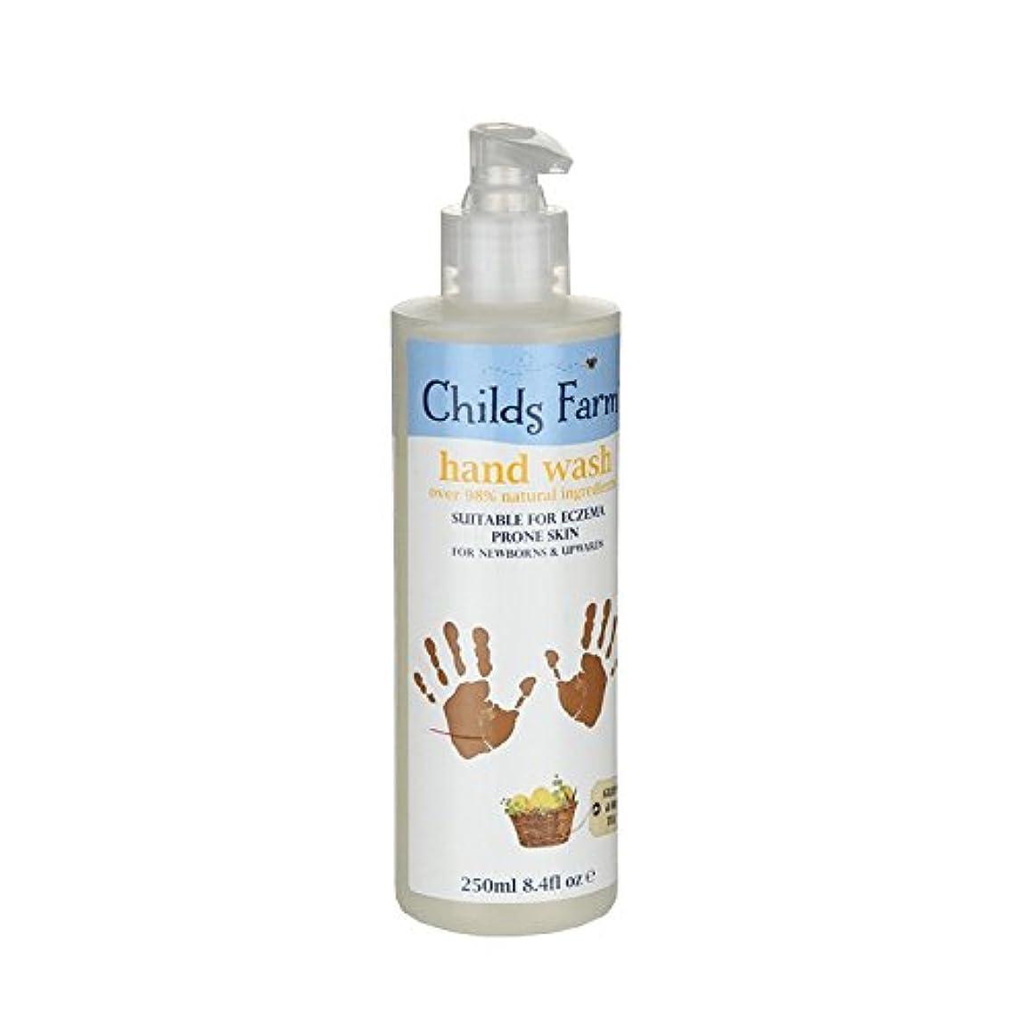 宝コンチネンタル翻訳汚いミット250ミリリットルのためのチャイルズファーム手洗い - Childs Farm Hand Wash for Mucky Mitts 250ml (Childs Farm) [並行輸入品]