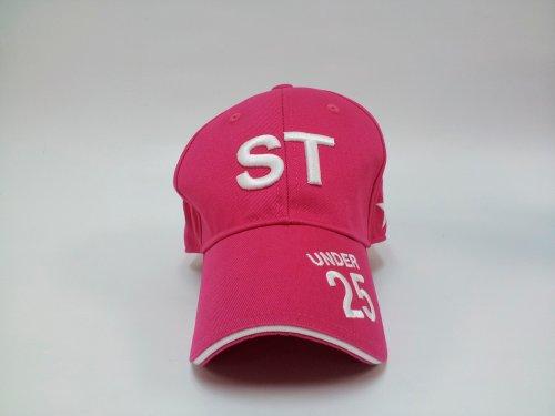 レディースキャップ ゴルフ フリーサイズ ピンク  ST2 サマンサタバサ