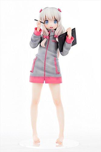エロマンガ先生 和泉紗霧 ~the first volume cover illust ver.~ :smiling face: PVC製 完成品フィギュア