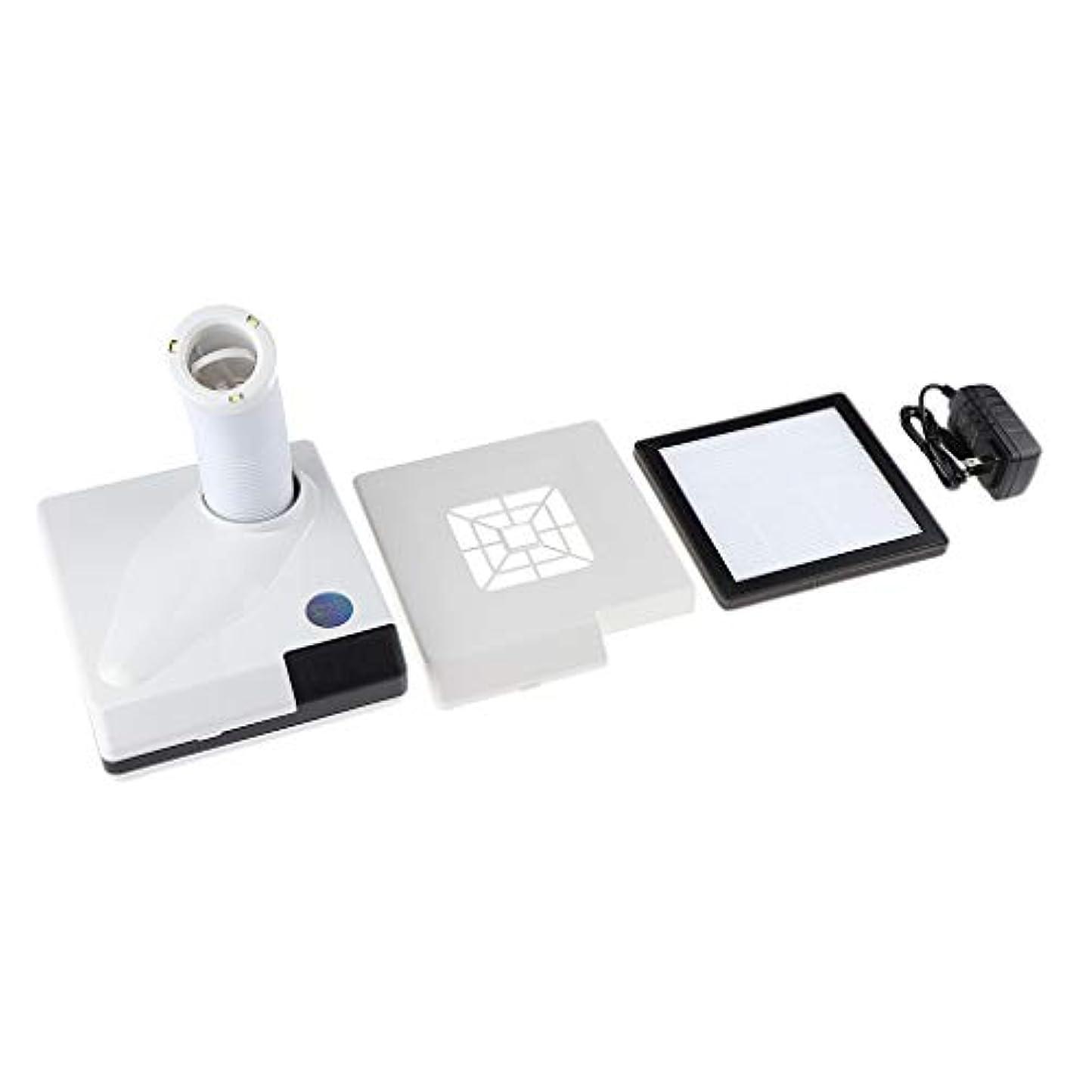 必要性増強する農業SM SunniMix ネイルダストコレクター 60W ネイルサロン プロ 吸引クリーナー ファン 全2色 - 白