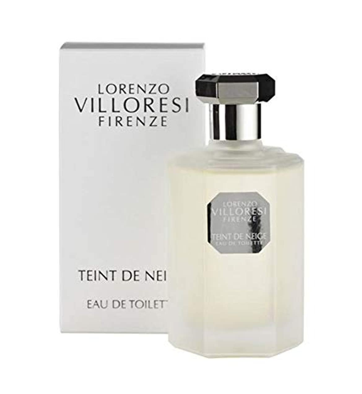 交通渋滞残忍な病Lorenzo Villoresi Teint De Neige Eau De Toilette Spray 100Ml