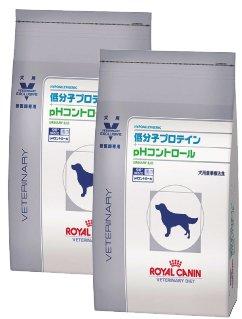 ロイヤルカナン 療法食 低分子プロテイン+pHコントロール ...