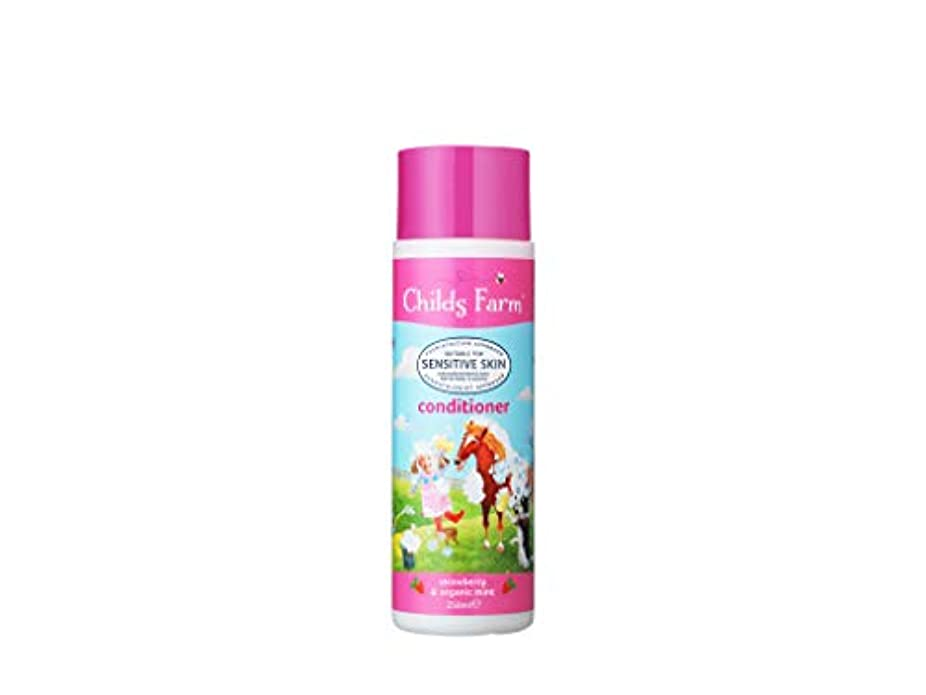 空のナインへ広まったChilds Farm Tame That Mane Conditioner for Unruly Hair