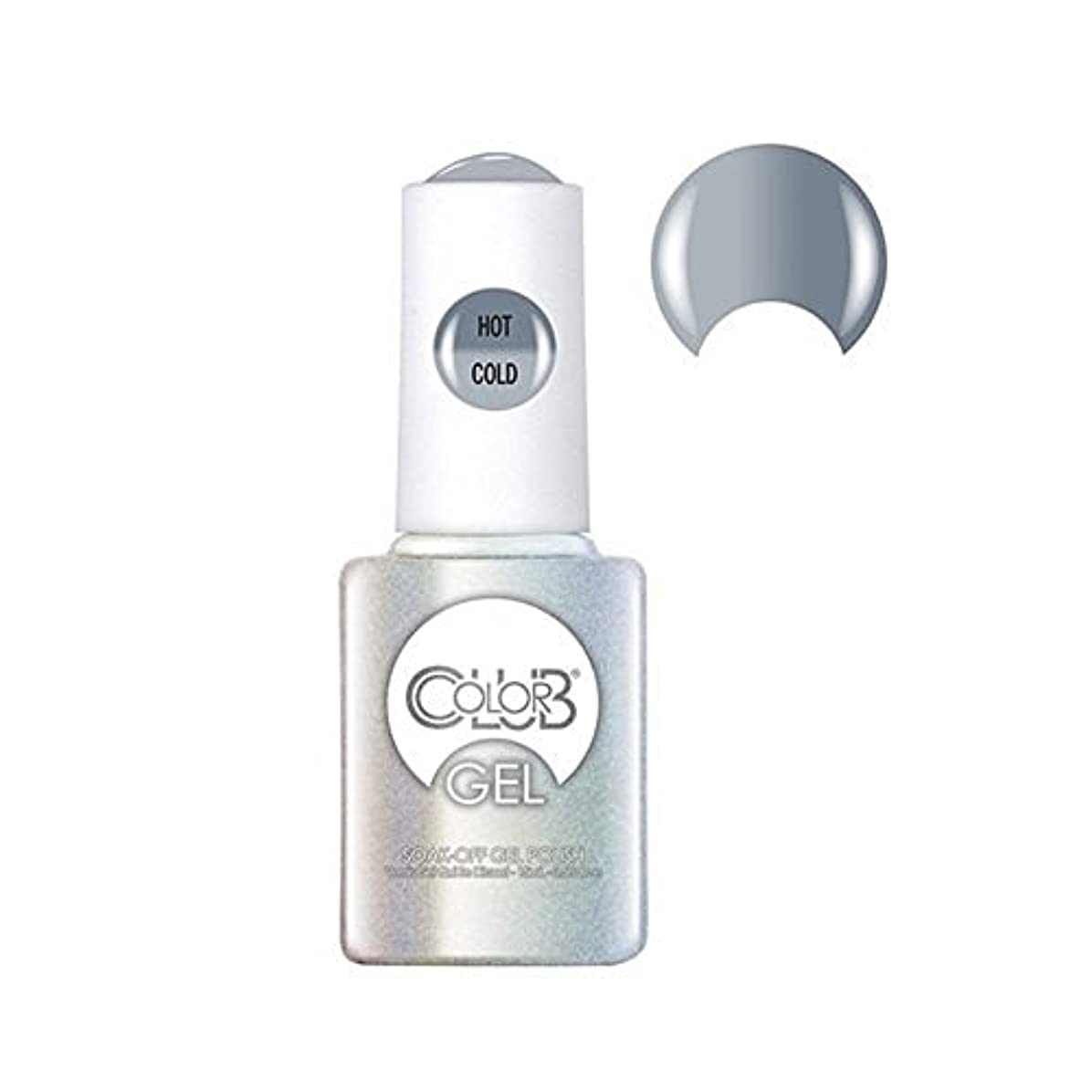 頬締め切り義務的Color Club Gel Polish - Head in the Clouds - 0.5oz / 15ml