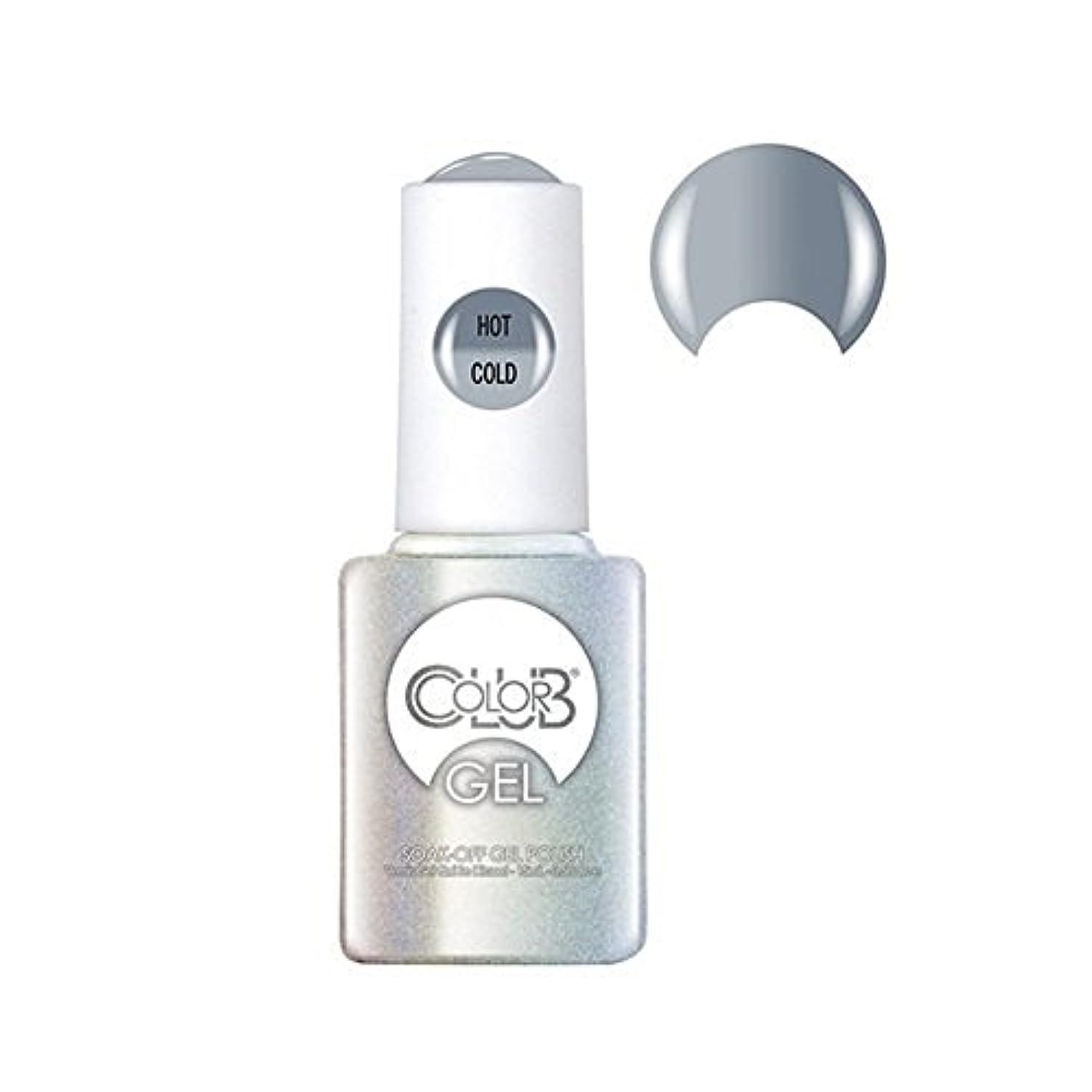 Color Club Gel Polish - Head in the Clouds - 0.5oz / 15ml