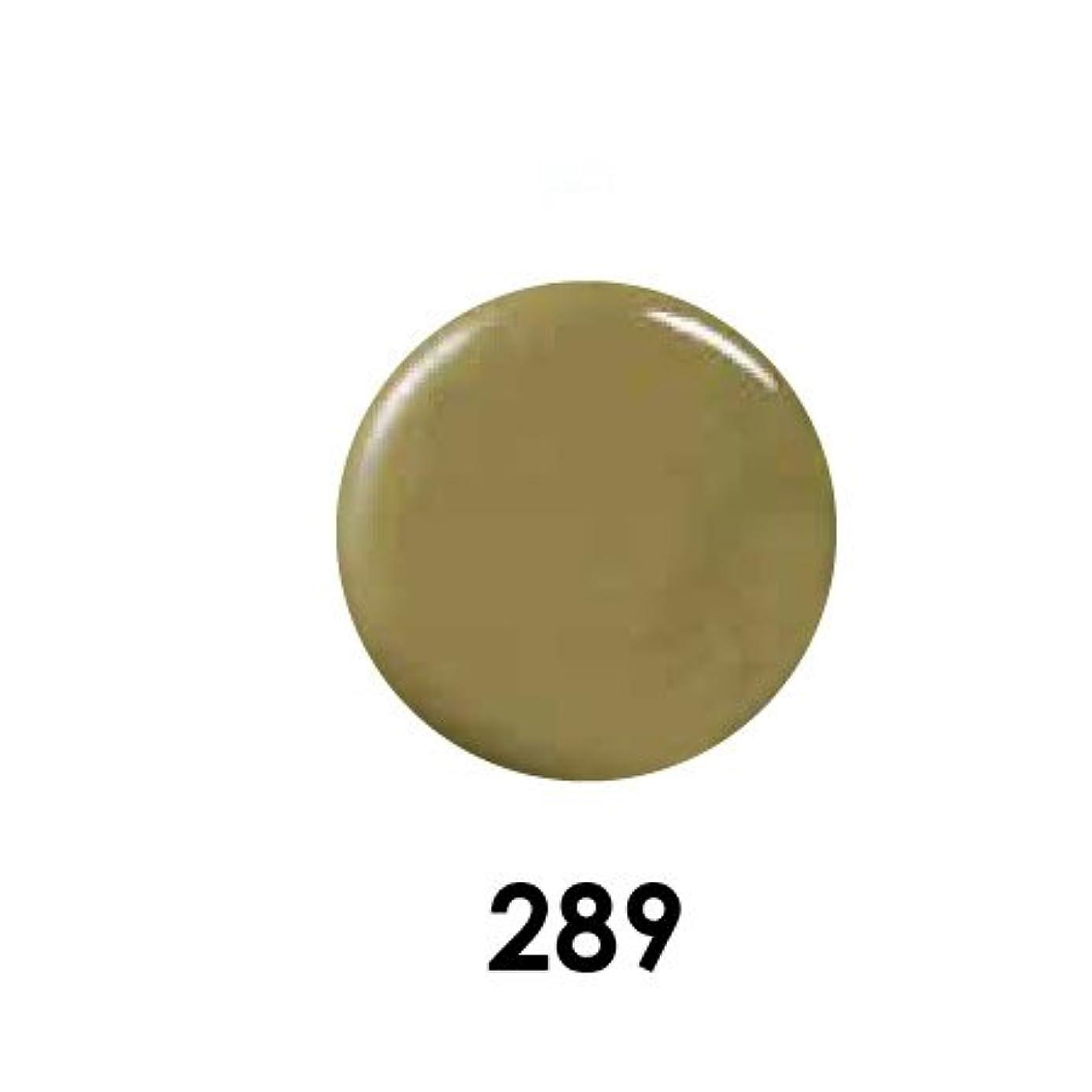 第四エールモジュールPutiel プティール カラージェル 289 シダーウッド 2g (NAGISAプロデュース)
