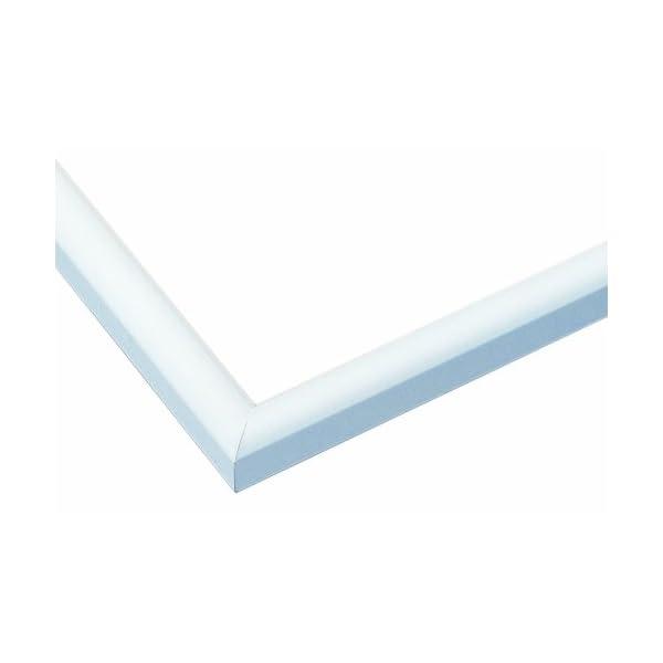 アルミ製パズルフレーム パネルマックス ホワイト...の商品画像