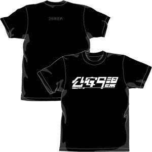 攻殻機動隊 公安9課Tシャツ ブラック サイズ:L