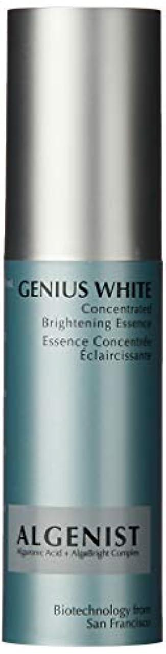 アスレチック割れ目キルスアルゲニスト GENIUS WHITE Concentrated Whitening Essence ジーニアス ホワイト コンセントレイト ホワイトニング エッセンス 30ml/1oz