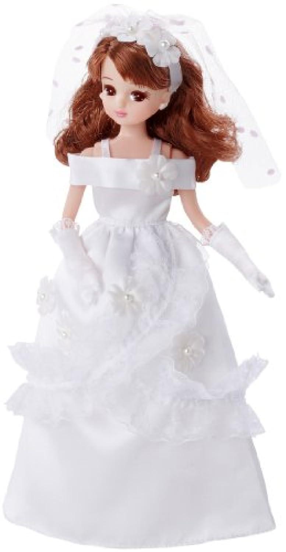 リカちゃん LD-05 ウェディングドレス(おはな)