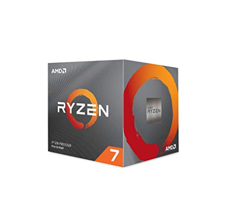 AMD Ryzen 7 3700X with Wraith Prism cooler 3.6GHz 8コア  100-100000071BOX B07SXMZLPK 1枚目