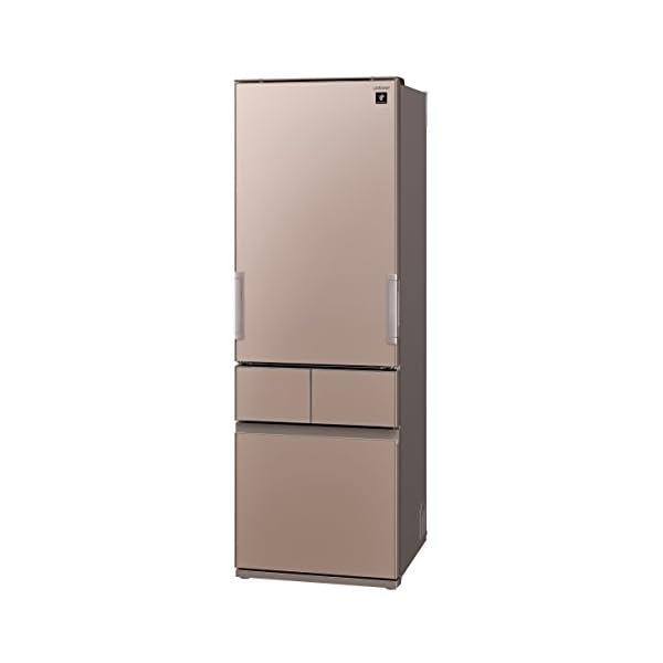 シャープ 冷蔵庫 スリムメガフリーザー プラズ...の紹介画像2