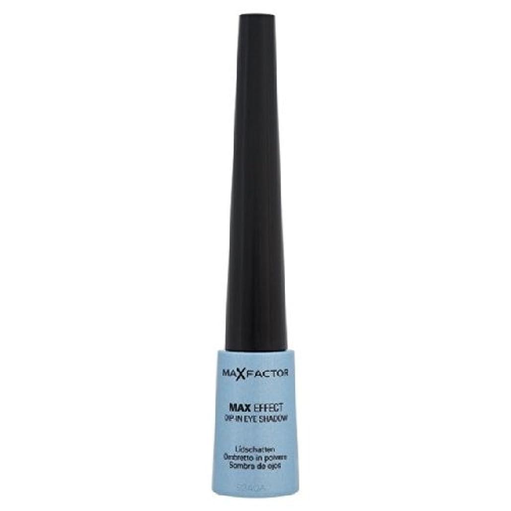 落ちたテンポに慣れMax Factor Colour Effects Dip-In Eyeshadow - Moody Blue