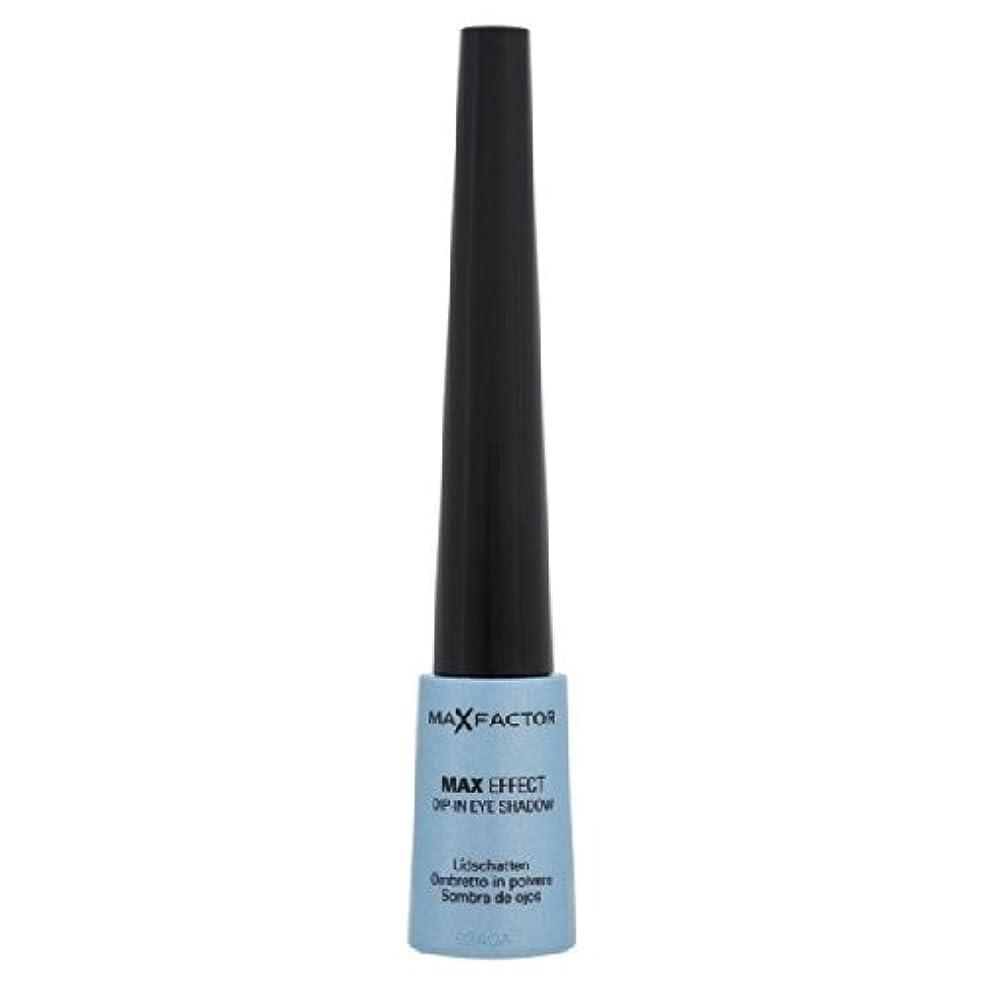 調整可能志す名前でMax Factor Colour Effects Dip-In Eyeshadow - Moody Blue