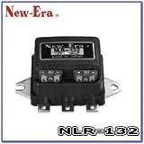 New-Era 汎用リレー・ライトリレー電圧:12V/1回路30A,2回路15A連続