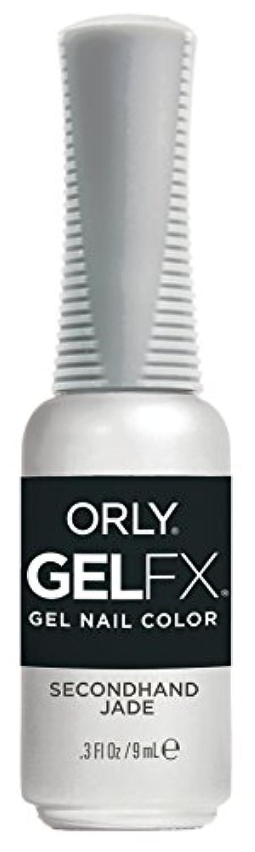 贈り物戦い舌Orly Gel FX - Darlings of Defiance Collection - Secondhand Jade - 0.3 oz / 9 mL
