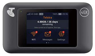 SIMフリー モバイル WiFi ルーター 国内海外通信専門店どこでもネット検証済 (豪州・アジア(Huawei E5787))