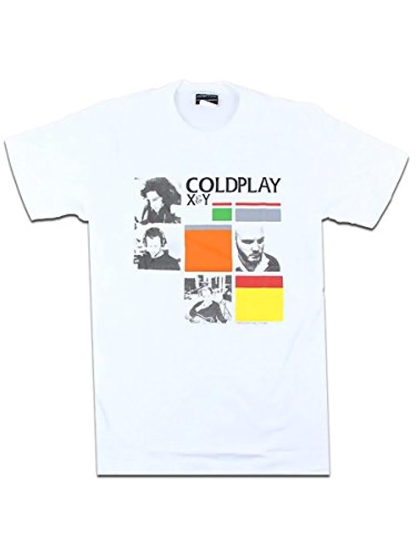 専門化するジャンルローン【ノーブランド品】バンドTシャツ ロックTシャツ Coldplay コールドプレイ