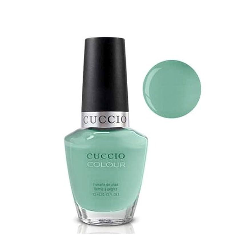 比喩する必要がある銀行Cuccio Colour Gloss Lacquer - Karma - 0.43oz / 13ml