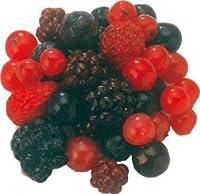 【ボワロン】冷凍メランジェフリュイルージュ1kg×5<赤すぐり、黒すぐり、こけもも、桑の実、森のいちご>