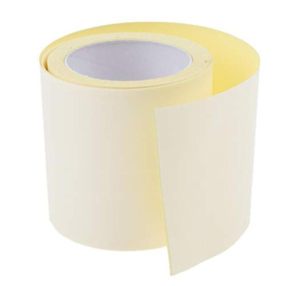 生ビーズ適格D DOLITY 使い捨て 脇の下パッド 汗止めパッド ロールタイプ 自己粘着性 使いやすい 6メートル