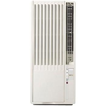 ハイアール Haier 窓用エアコン冷房専用【4.5~6畳】1.6kw ホワイト ■JA-16M(W)