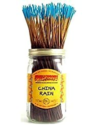 China Rain - 100 Wildberry Incense Sticks [並行輸入品]