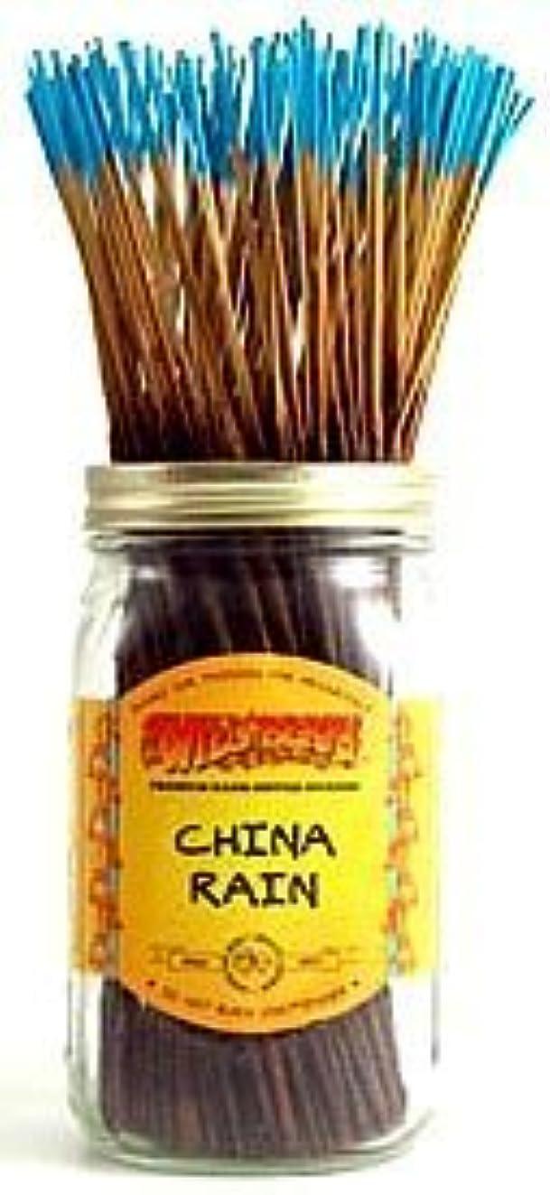 アーサーコナンドイル郵便物取り替えるChina Rain - 100 Wildberry Incense Sticks [並行輸入品]