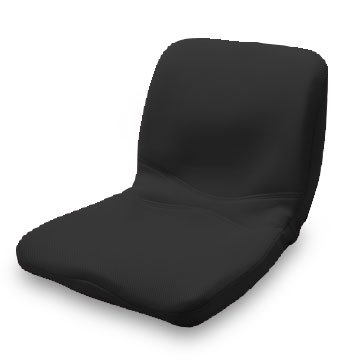 p!nto 正しい姿勢の習慣用座布団 クッション(pinto)ピント[black]