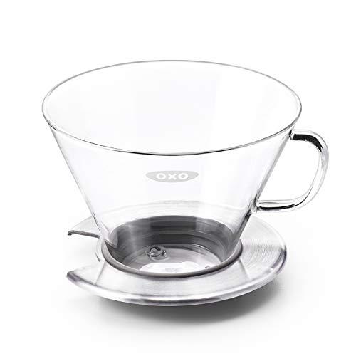 ガラスコーヒードリッパー 2-4杯用 11207100